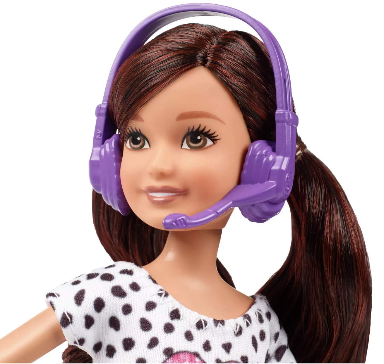 Barbie Team Stacie Friend of Stacie Doll Gaming Playset with Accessories