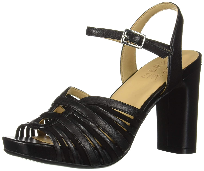 a2a95f46bedb Amazon.com | Naturalizer Women's Jules Heeled Sandal | Heeled Sandals