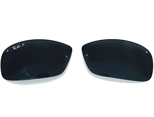 30a75bc47 Polarized Grey Replacement Lenses Ray-Ban RB 3183 002/81 63mm + ShadesDaddy  Glasses: Amazon.ca: Shoes & Handbags