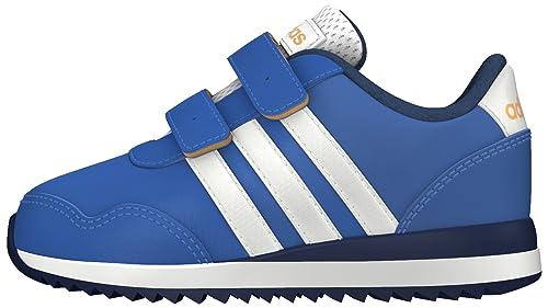 Scarpe Adidas Bimbi V Inf 24 Unisex Sportive Blu Jog Cmf Size 0 8wr586q