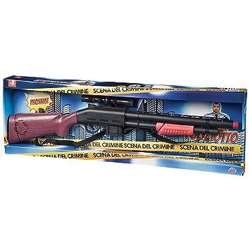 68 esJuguetes 5 Rifle Gran Juegos Gg16105 Y CmAmazon shtdrCxQ