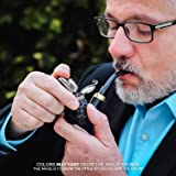 Mr. Brog Full Bent Smoking Tobacco Pipe - Model