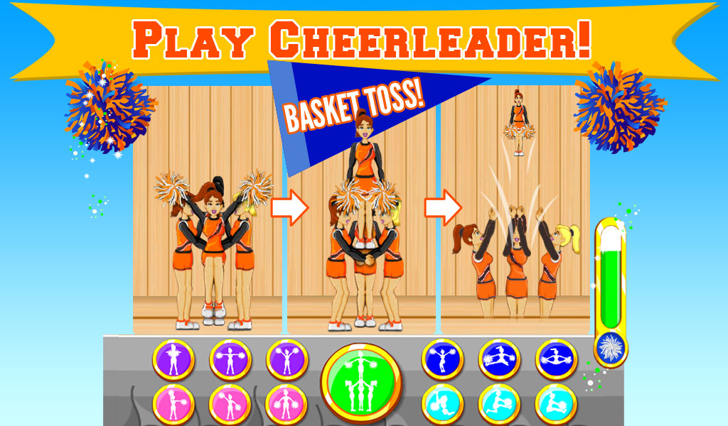 Play Cheer Champions online for Free on Agame