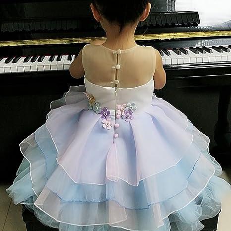 Amazoncom Fymnsi Baby Girls Toddler Unicorn Dress