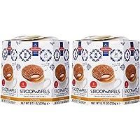 2-Pack Daelmans Original Stroopwafel 8.11 Ounce