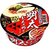サンヨー食品 かねふく監修 明太とんこつ味ラーメン 71g ×12箱