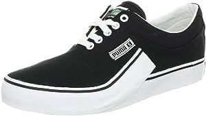 PUMA Men's Villian S Fashion Sneaker,Black,11 D US