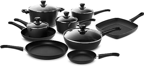 Classic Cookware Set, 14-piece