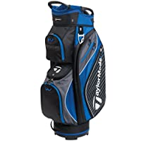TaylorMade 2018 Pro Cart 6.0 Golf Bag Trolley Single Strap 14-Way Top Bag plus