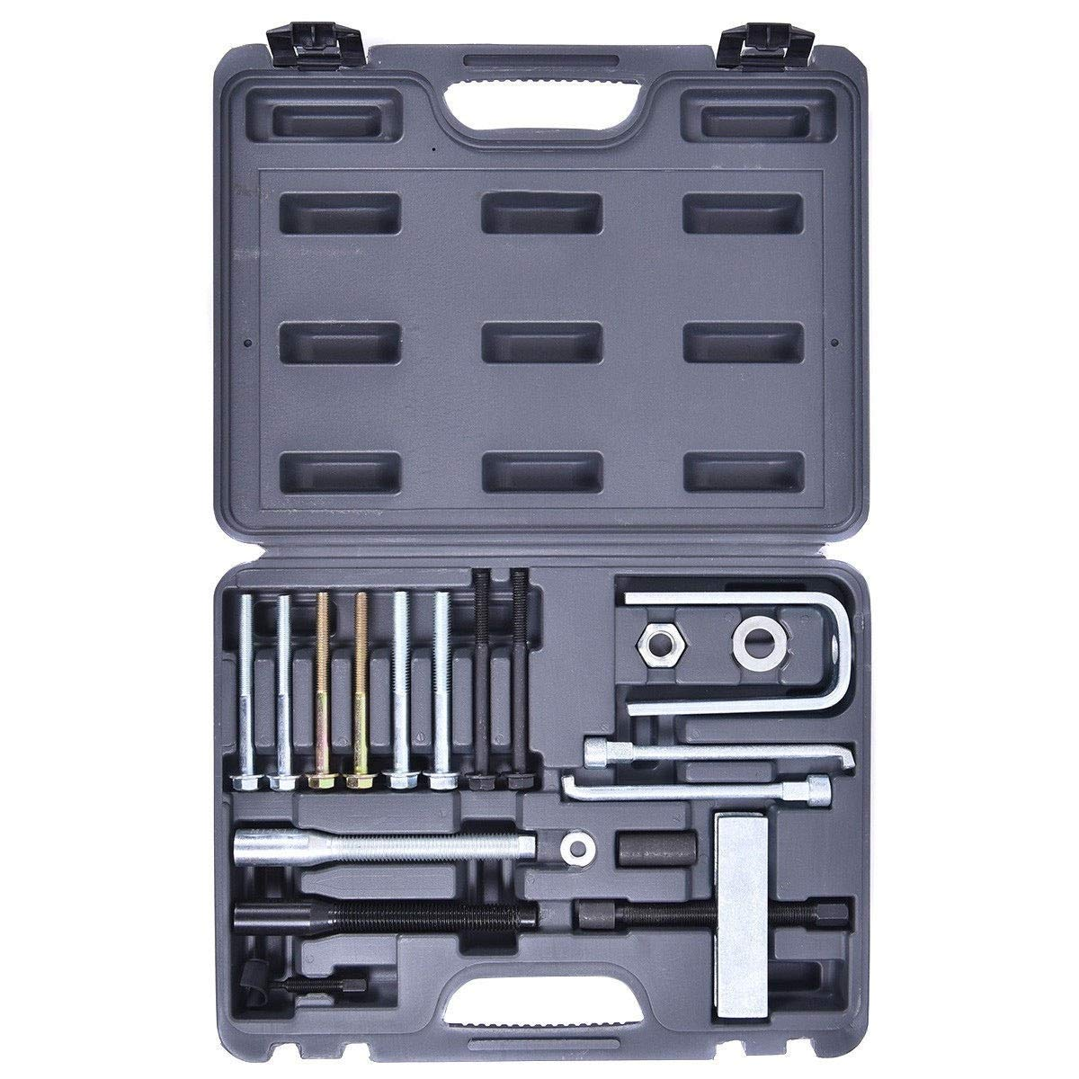 Steering Wheel Puller & Lock Plate Compressor Set Mechanic Installer Remover Kit Only by eight24hours