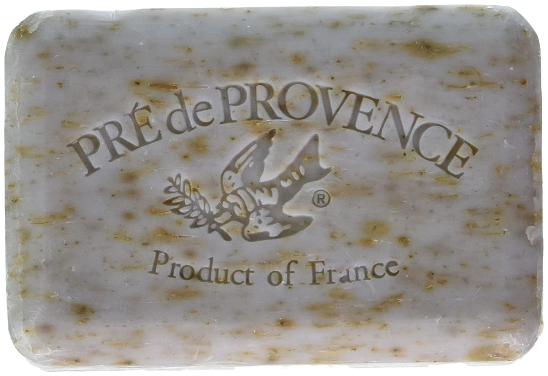 Pre' De Provence Artisanal French Soap Bar Enriched With Shea Butter, Lavender, 250 Gram