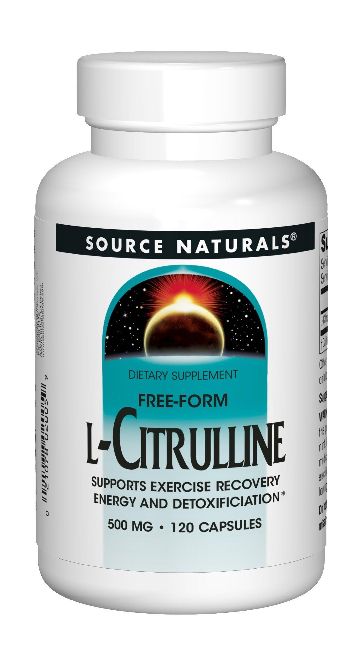 how to take l arginine capsules