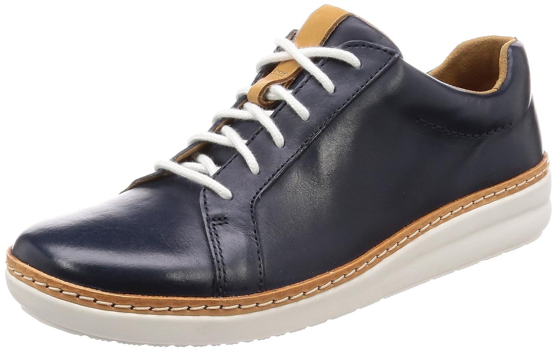 Zapato Clarks Mujer Amberlee Rosa Marino 41.5 EU|Azul Marino