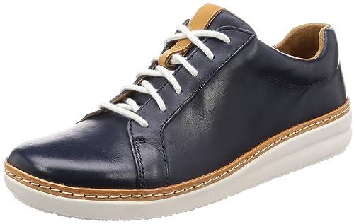 Zapato Clarks Mujer Amberlee Rosa Marino: Amazon.es: Zapatos y complementos