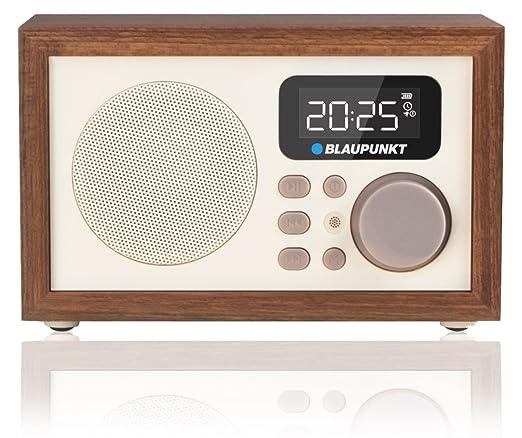 25 opinioni per Blaupunkt HR5BR Radio Sveglia (BT, MP3, MicroSD, USB, AUX, display LCD,