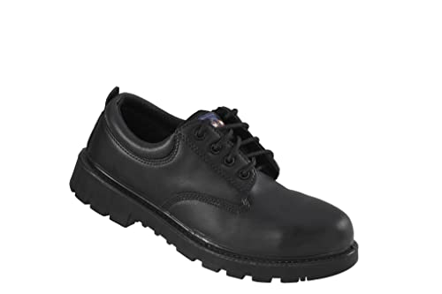 Rock Fall Pro-Man Compuesto Zapatos de Seguridad Sin Metal – PM4004, Color Negro