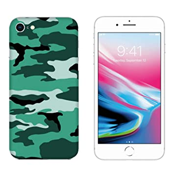 Funda iPhone 8 Carcasa Apple iPhone 8 Militare Mimetica ...