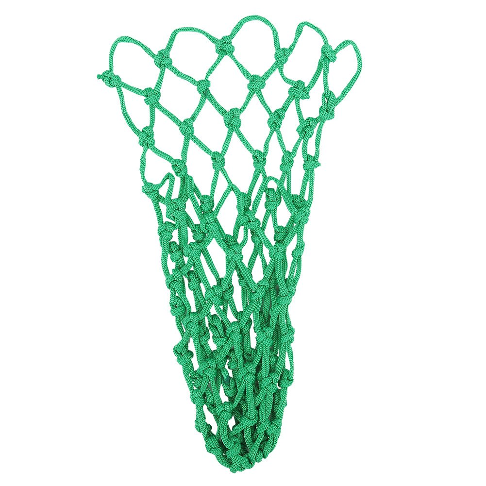 Dilwe 6 Pcs/Set Billiards Snooker Table Bag Net Green Billiard Pool Snooker Table Nylon Mesh Net Bags Pockets Club Kit