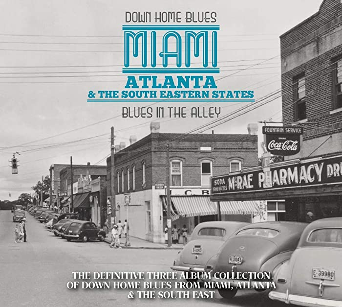The Best Various Artists Down Home Blues