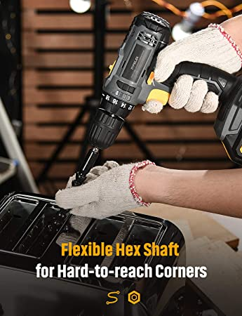 TOPELEK Cordless Drill featured image 5