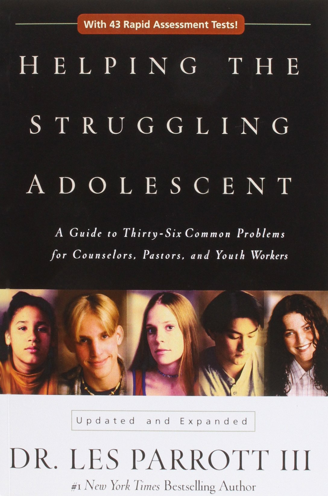 Read Online Helping the Struggling Adolescent: A Guide to Thirty-Six Common Problems for Counselors, Pastors, and Youth Workers pdf epub