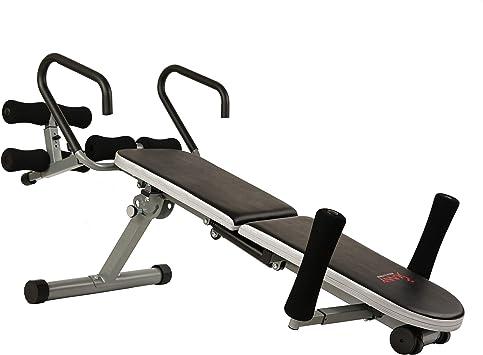 Amazon.com: Sunny Health & Fitness Invert Extend N Go ...