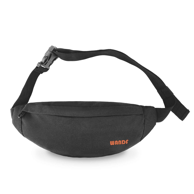 Tool Kit T201 WANDF Travel Fanny Pack Waist Bag Bum Pocket Super Lightweight For Travel Cashiers box Grey
