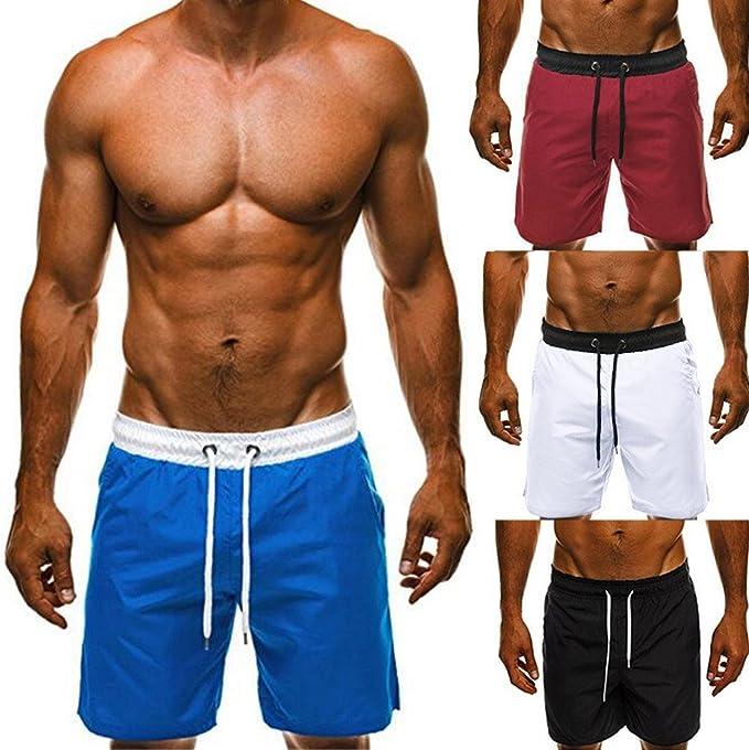Herren Sporthose Kurze Hose Haremshose Trainingshose Jogginghose Fitness Shorts