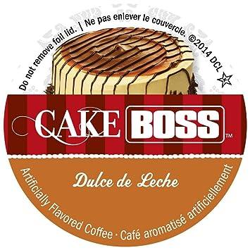 Cake Boss Dulce De Leche Portion Packs 24Ct 2.0 compatible