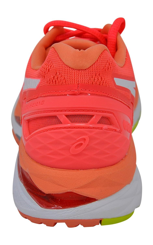 ASICS Women's Gel-Kayano 23 Running Shoe B077XJV6X8 9.5 B(M) US|Pink/White/Coral