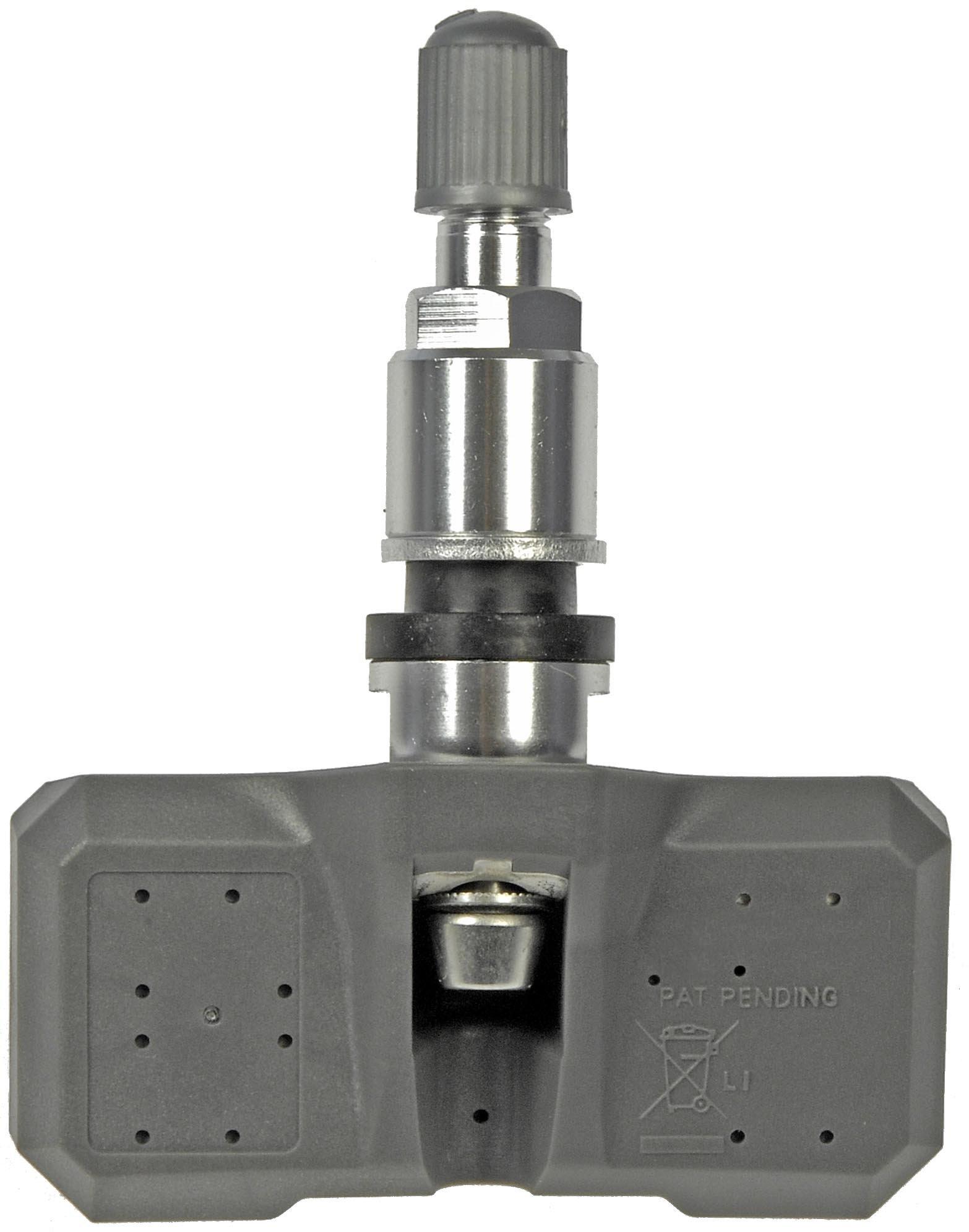 Dorman 974-001 Dorman DiRECT-FIT 315 MHz Tire Pressure Monitoring System Sensor for Select Models by Dorman