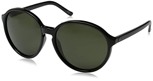 93e52f7672c Image Unavailable. Image not available for. Colour  Electric Visual Riot  Gloss Black Polarized Sunglasses