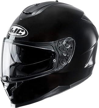 X-Large HJC C70 Helmet SEMI-Flat Black