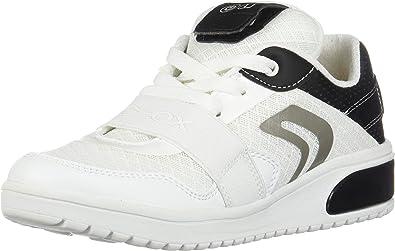 Discriminar disparar Empírico  Geox XLED Boy J927QB Niños Zapatillas,(drogado), Alto,Chico Texto de luz  LED,cordón,Zapatos Deportivos,Zapatillas de Deporte de Corte  Medio,Mid-Cut,Sneaker: Amazon.es: Zapatos y complementos
