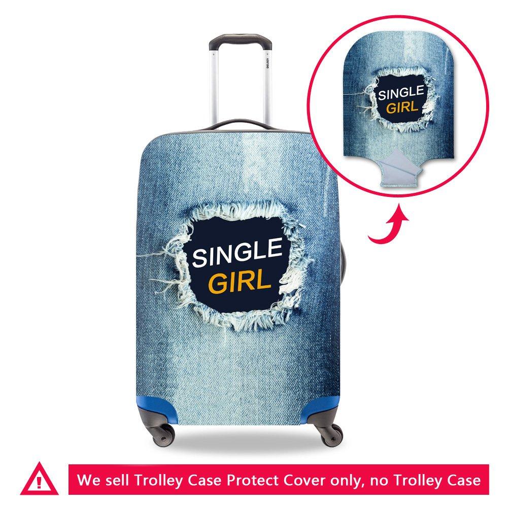Amazon.com: creativebags Viajes veliz Trolley de caso bolsas ...