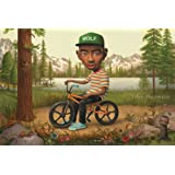 """Amazon Price History for:Tyler the Creator Music Poster 24x36"""" Wolf on a Bicycle"""