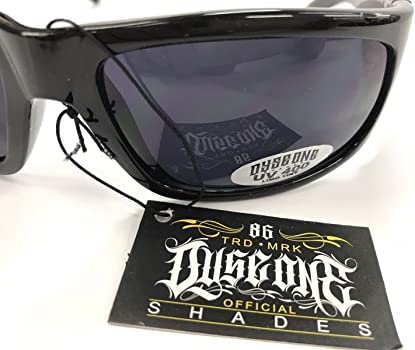 Dyse One Shade Los Angeles LA Black Sunglasses California ...