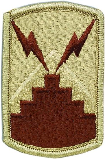 Amazon.com  7th Signal Brigade Patch (Desert)  Clothing a25bd4608f7