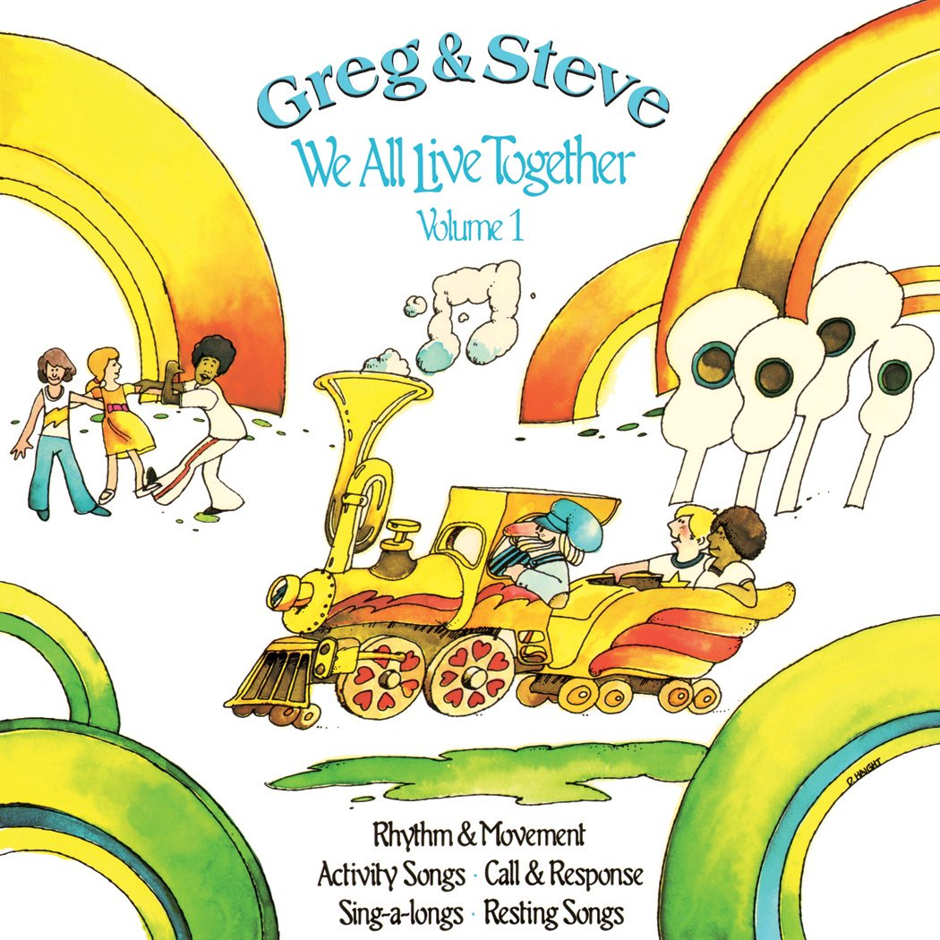 We All Live Together Vol. 1 by Greg & Steve Productions