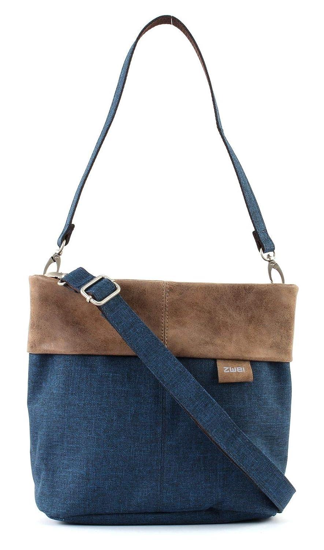 två Olli OT8 Shoulder Bag 25 cm BLÅ