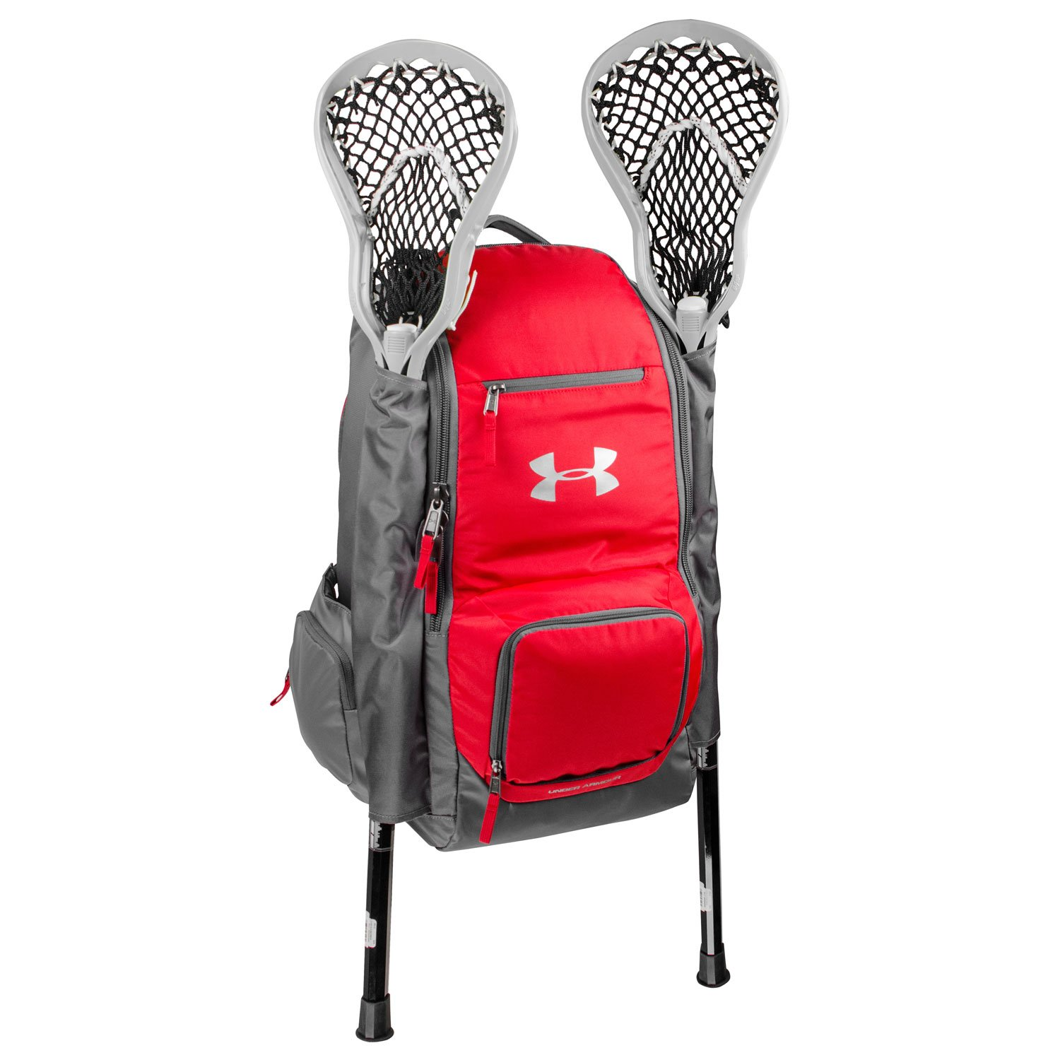 Under Armour UAチームLacrosseバックパック  スカーレット B07DDGB8Y5