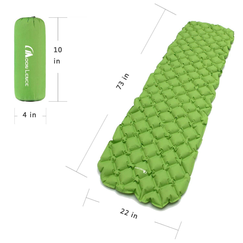 wwww Camping air cushion- Green by wwww (Image #5)