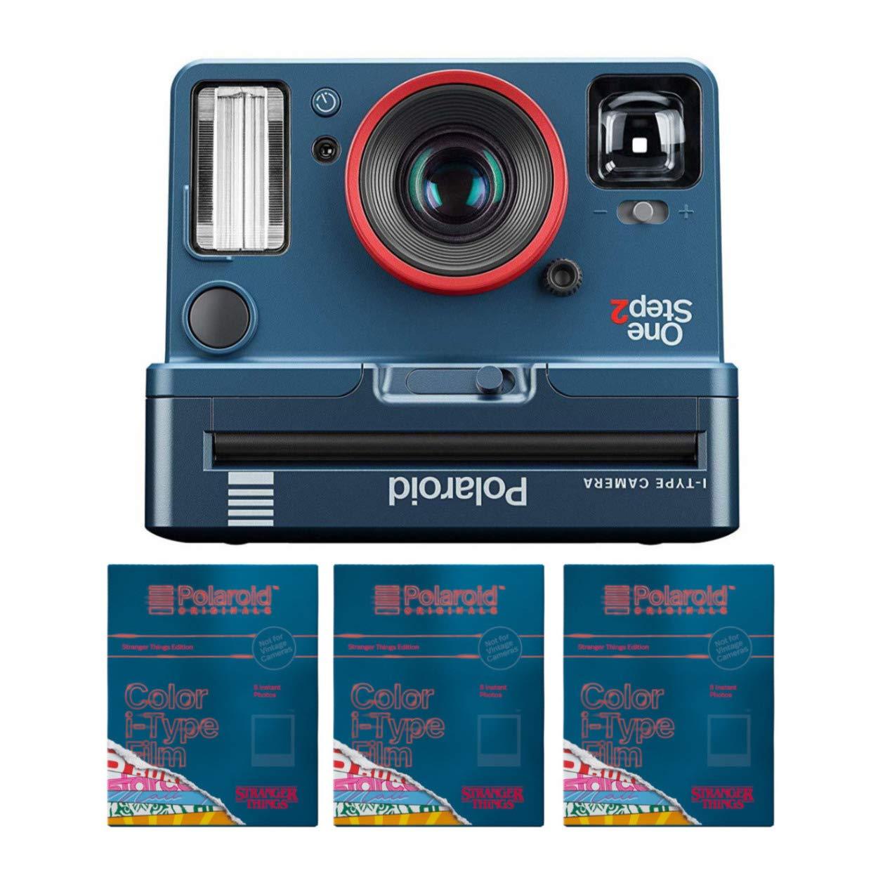 Polaroid Originals OneStep 2 Starter Set - Stranger Things Edition (4 Items) by Polaroid Originals