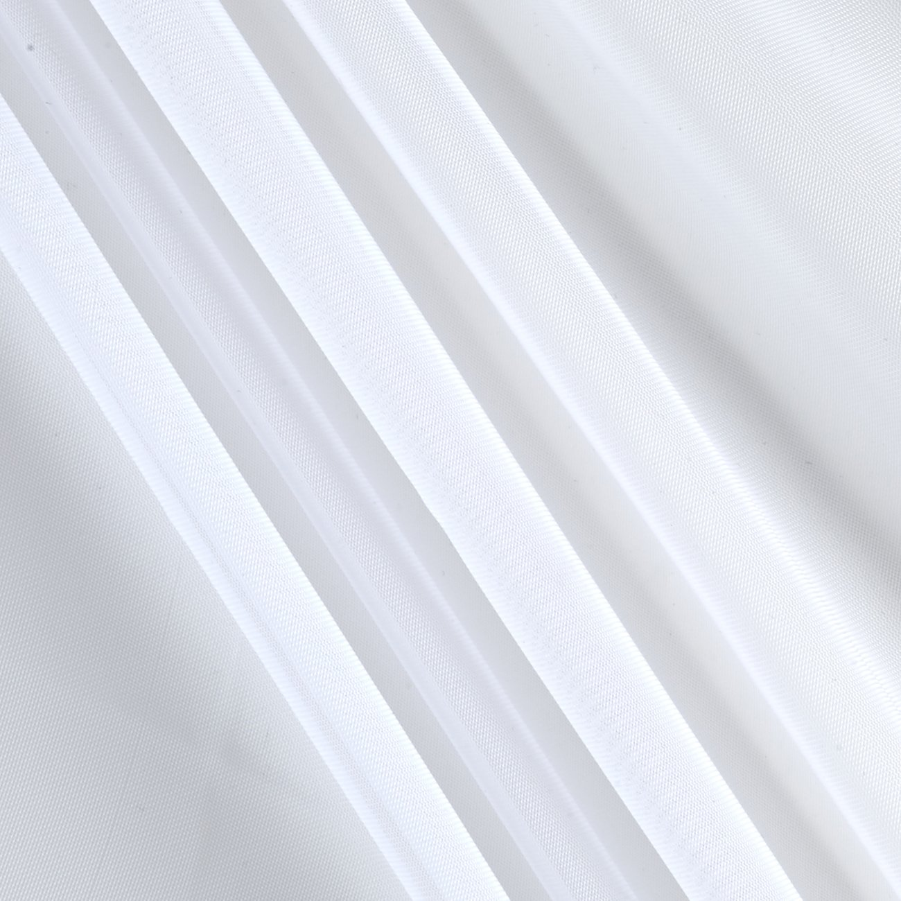 Ben Textiles 120In Sheer Voile Fabric by The Yard, White Ben Textiles Inc. 0448619