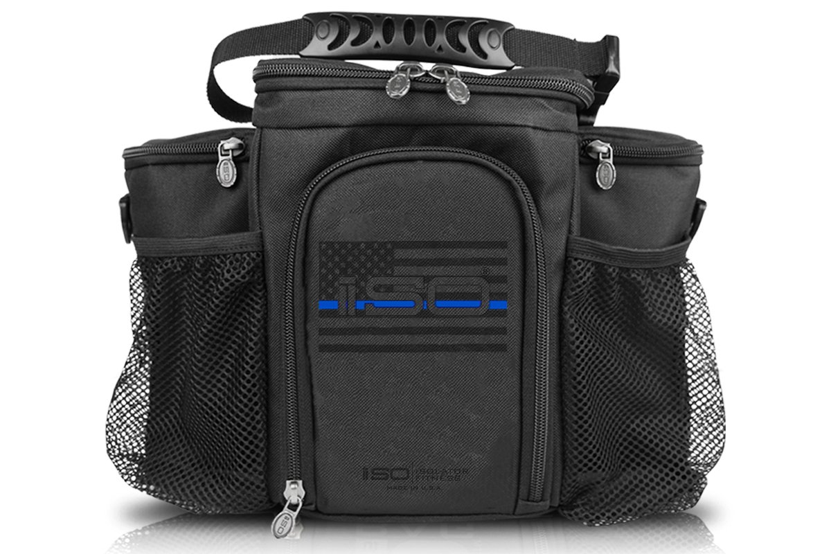2nd Gen Isobag - 3 Meal Pro Law Enforcement by Isolator Fitness (Image #1)