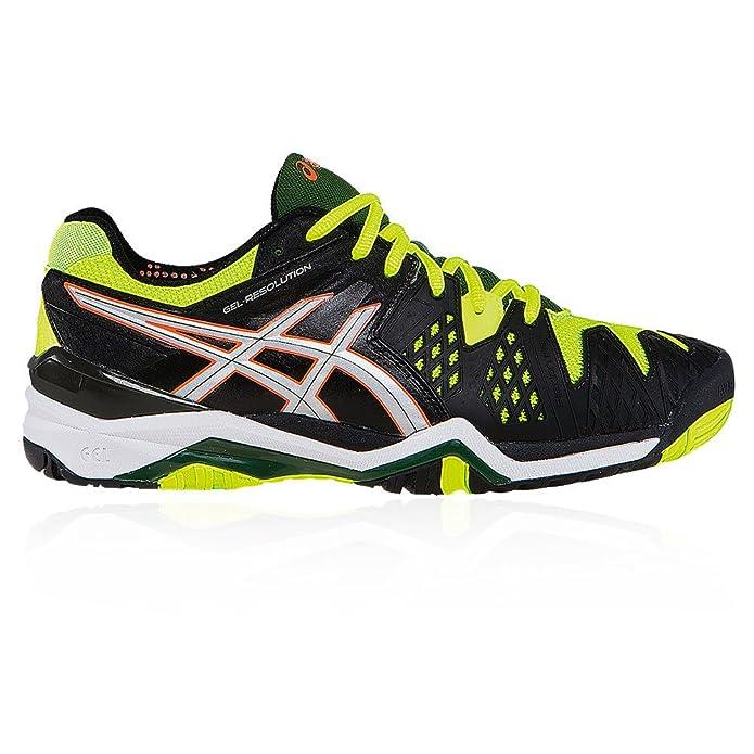 Tennis Homme Asics Gel Resolution 6 Chaussures De aqPgwq