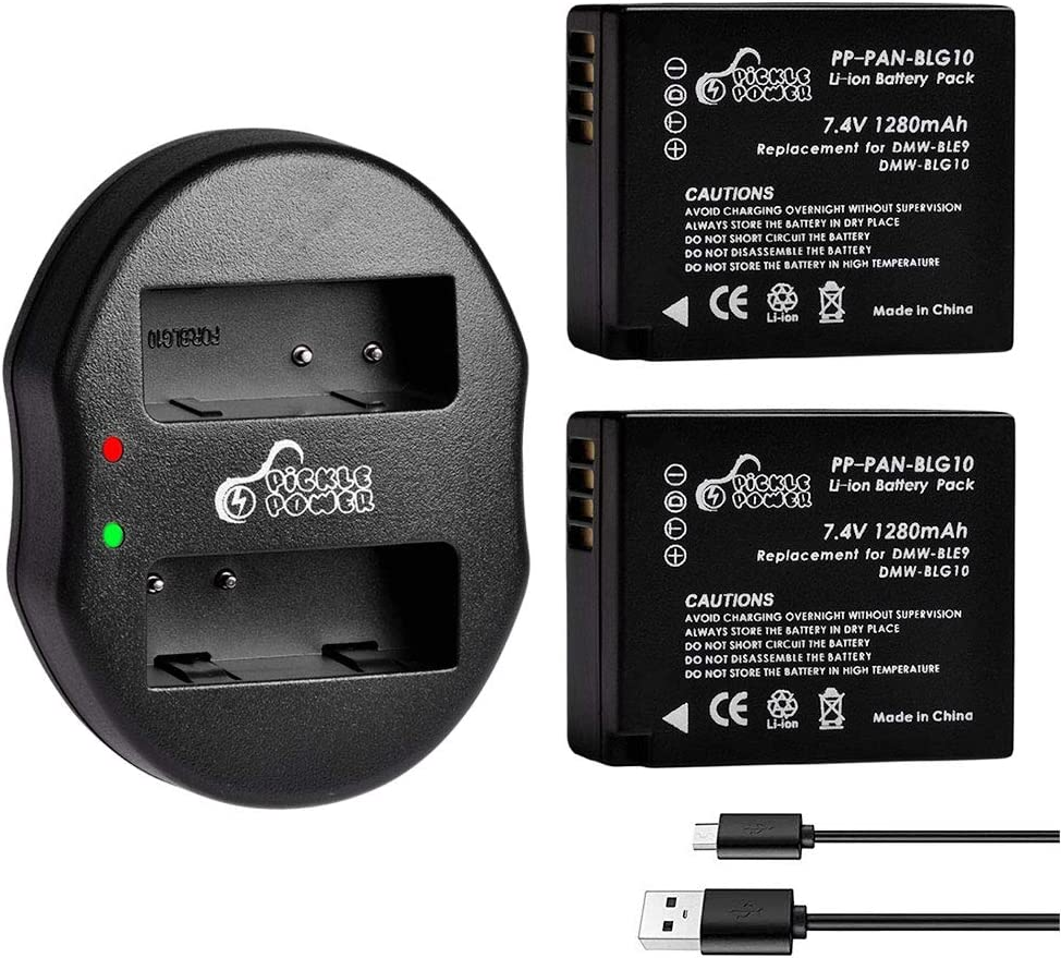 gaixample.org Battery Chargers Electronics & Photo LED Built-in ...