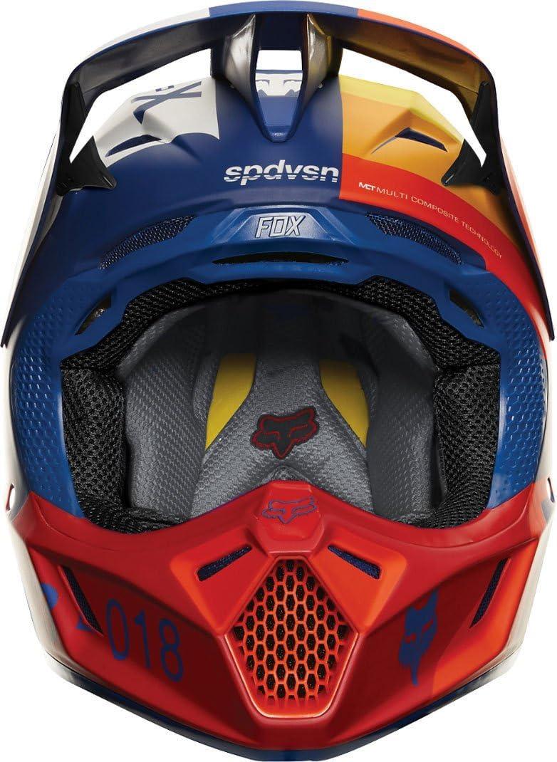 Fox Helmet V-3 Composite Solid Matte Black S