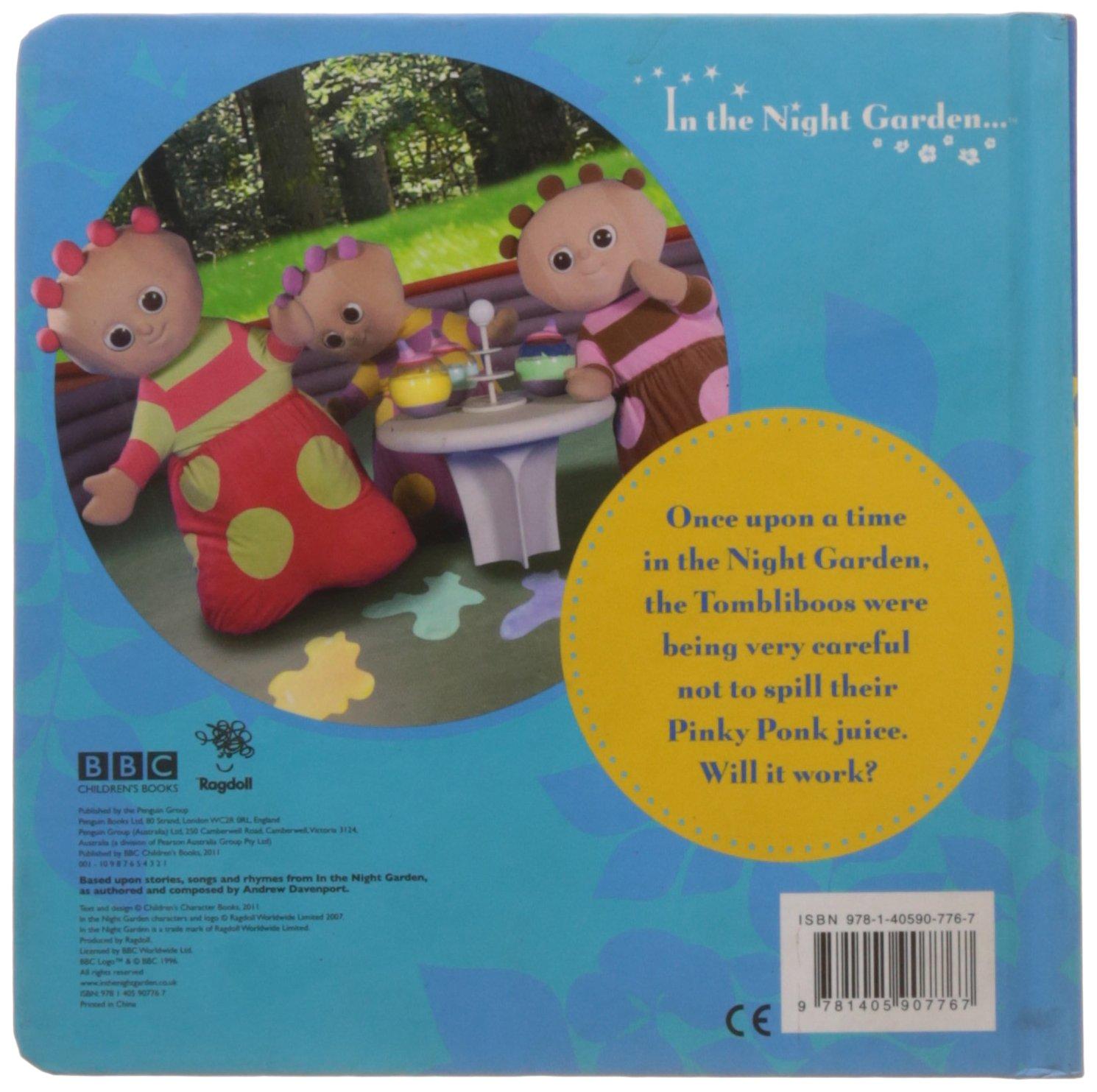 Pinky Ponk Juice Everywhere!.: Andrew Davenport: 9781405907767: Amazon.com:  Books