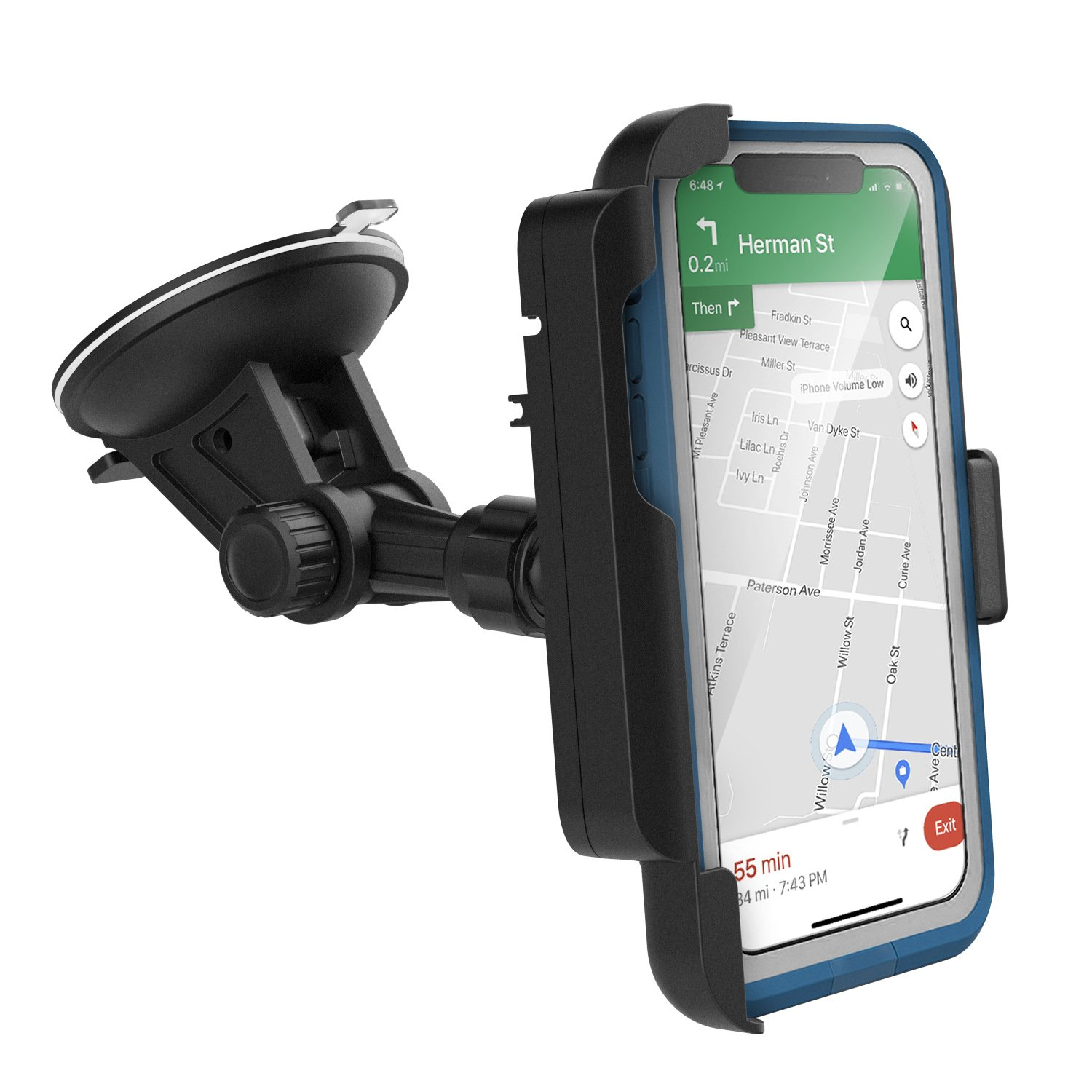 Encased Car Mount for Otterbox Defender Case - iPhone X (case not included) CM02[04]_IP07